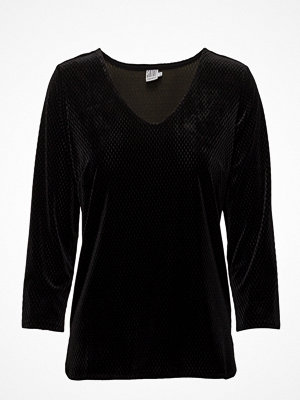 Saint Tropez Check Velvet T-Shirt