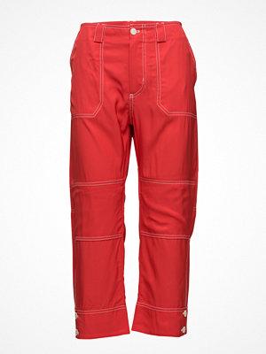 Hope röda byxor Mix Trouser