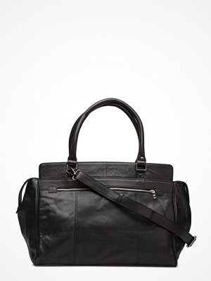 Adax svart weekendbag Napoli Weekend Bag Eugen