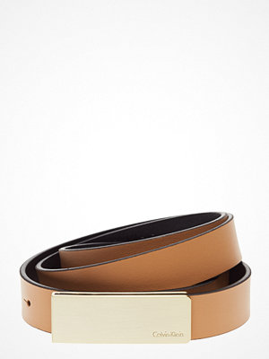 Calvin Klein Curved Plaque Belt 2