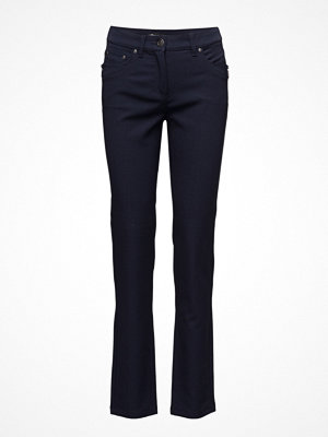 Brandtex marinblå byxor Suiting Pants