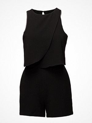 Jumpsuits & playsuits - Mango Lace Panel Jumpsuit
