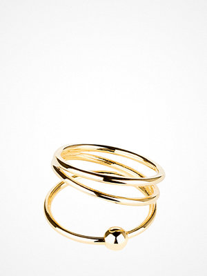 Maria Black smycke Helix Trapez Ring