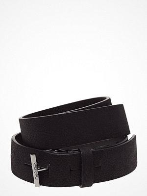 Bälten & skärp - Calvin Klein Togo Waist Belt 3cm,