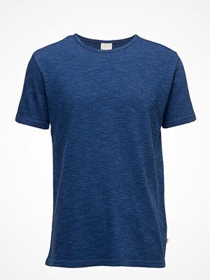 Knowledge Cotton Apparel Diagonal T-Shirt - Gots
