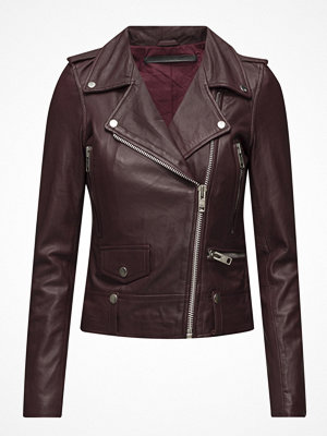 MDK / Munderingskompagniet Seattle Leather Jacket (Bordeaux)