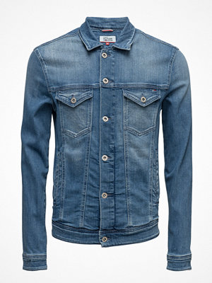 Jeansjackor - Tommy Jeans Thdm Protect Trucker Prlico