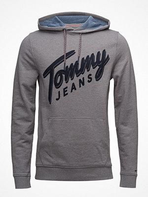 Street & luvtröjor - Tommy Jeans Tjm Basic Logo Hd Hk