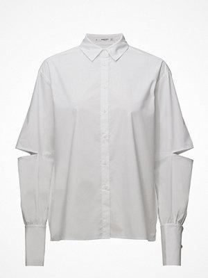 Mango Oversize Shirt Openings