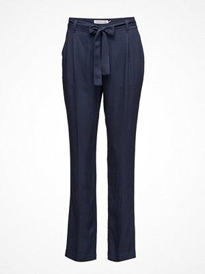 Rosemunde marinblå byxor Trousers
