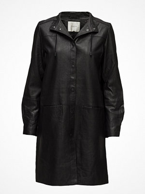 Skinnjackor - Selected Femme Sfbino Leather Shirt J