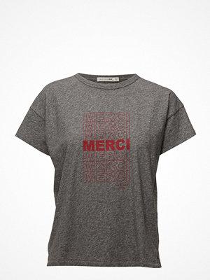 T-shirts - Rag & Bone Vintage Crew Merci Graphic