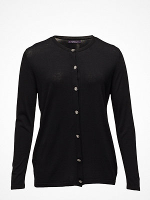 Violeta by Mango Decorative Buttons Cardigan