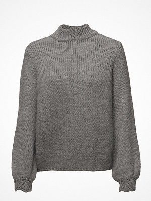 Mango Openwork Detail Sweater