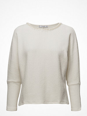 Mango Pearls Neckline Sweater
