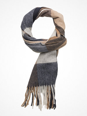 Gant Op1. Block Checked Scarf