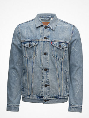 Jeansjackor - Levi's The Trucker Jacket Rolled Up D