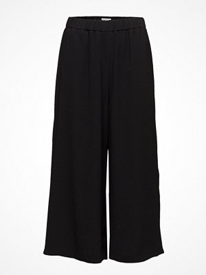 Filippa K svarta byxor Pull-On Pants