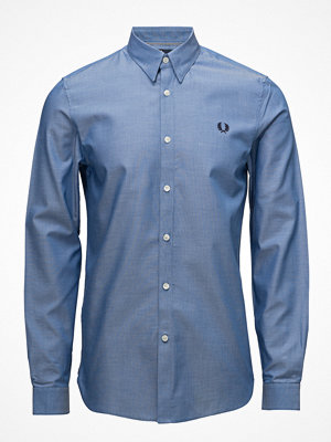 Skjortor - Fred Perry Tape Detail Shirt