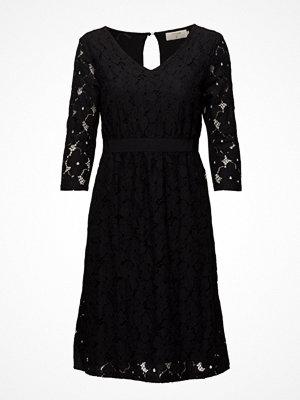 Cream Faly Dress