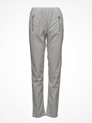 Masai grå rutiga byxor Pearl Trousers Ew