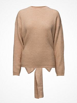 Mango Bow Wrapped Sweater