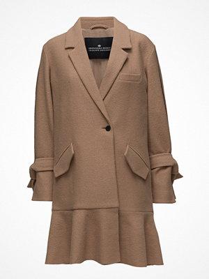 Designers Remix Edith Ruffle Coat