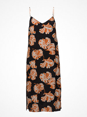Ganni Geroux Silk Strap Dress