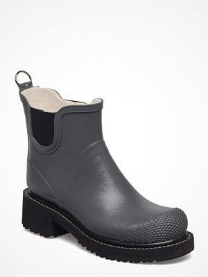 Gummistövlar - Ilse Jacobsen Short Rub High Heel