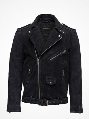 Selected Homme Shxnico Suede Leather Jacket