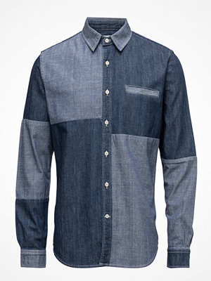 Edwin Better Shirt Plain Chambray