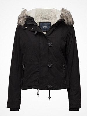 Only Onlpeyton Short Fur Parka Cc Otw