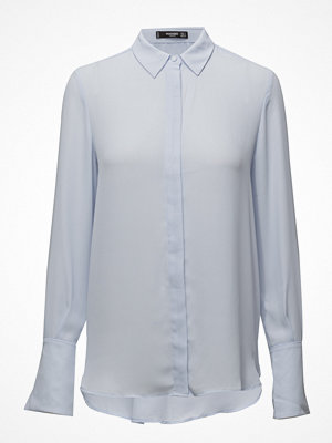 Mango Concealed Button Shirt
