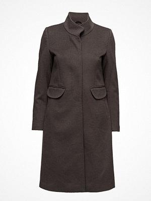 Sand Cashmere Coat W - Parker 3