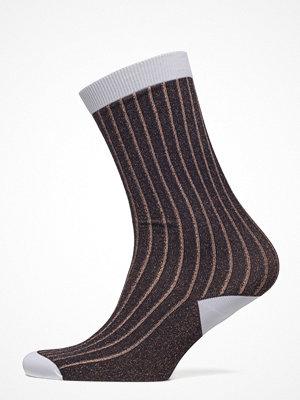 Ganni Classon Rib Ankle Socks