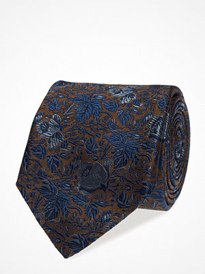 Slipsar - ATLAS DESIGN Tie Floral Jacquard
