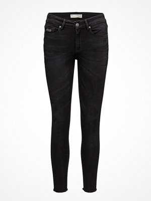 Odd Molly Stretch Black Cropped Jean