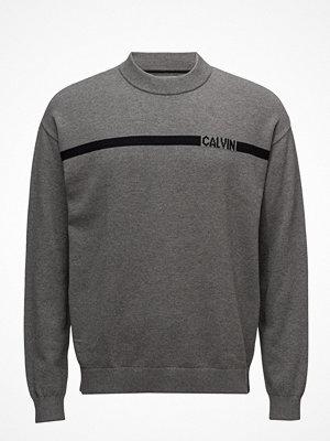 Calvin Klein Jeans Stonos Regular Logo Cn Ls