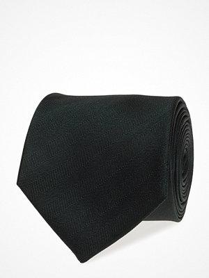 Slipsar - ATLAS DESIGN Tie Solid Silk