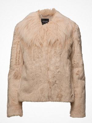 Fuskpälsjackor - GUESS Jeans Agata Coat