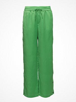 Samsøe & Samsøe gröna byxor Lara Pants 8322