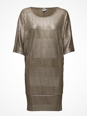 Saint Tropez Foil Printed Rib Dress