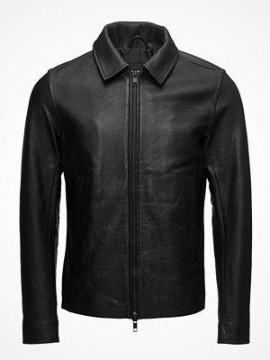 Skinnjackor - J. Lindeberg Zac Clean Leather