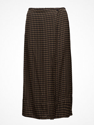 Rabens Saloner Houndstooth Skirt