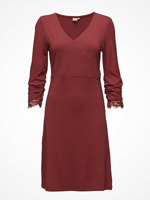 Cream Rosemary Solid Dress