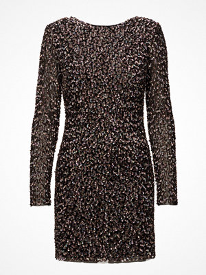 Mango Sequin Embroidered Dress