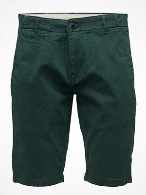 Shorts & kortbyxor - Knowledge Cotton Apparel Stretch Chino Shorts - Gots