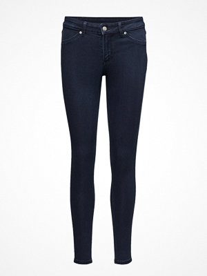 Cheap Monday Mid Spray Solid Blue