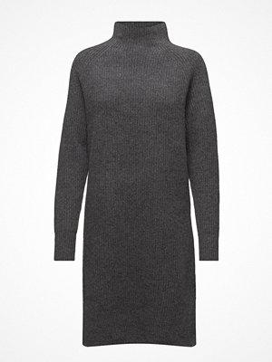 Selected Femme Sfcarne Ls Knit Highneck Dress
