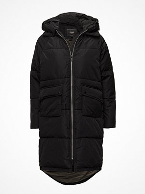 Only Onlgina Oversized Long Nylon Coat Otw